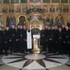 Военнослужащие бригады Морской пехоты в/ч 10103 посетили праздничную Рождественскую службу