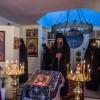 В среду и четверг первой седмицы Великого поста Епископ Артемий совершил повечерие с чтением Великого канона прп. Андрея Критского в женском и мужском монастырях