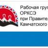 Рабочая группа по ОРКСЭ при Правительстве Камчатского края