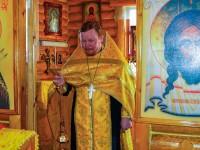 В храме ФКУ ИК-6 УФСИН России по Камчатскому краю состоялся торжественный молебен, посвящённый православному святому, Алексию Человеку Божьему
