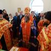 Епископ Артемий совершил молебен в часовне на территории УМВД