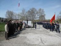 60 лет со дня основания Военного гарнизона Космических войск