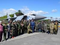 Жизнь православного военно-патриотического лагеря «Пересвет»
