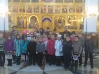 Экскурсия по соборному комплексу учеников школы №37 района Авача