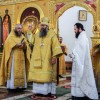 Епископ Артемий рукоположил во иеромонаха иеродиакона Николая (Белозёрова)