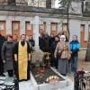 В день юбилея митр. Нестора (Анисимова) представитель Епархии совершил панихиду на его могиле