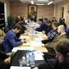 На Крутицком Патриаршем подворье состоялось совещание всех руководителей Координационных центров молодежного служения Синодального отдела