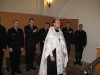 Праздник Крещения Господня в воинской части