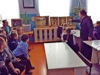 Поездка в школы поселков Усть-Большерецкого района