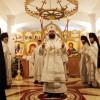 Епископ Анадырский и Чукотский Матфей совершил Божественную литургию в Камчатском морском соборе