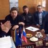 Заседание Попечительского совета по строительству храма в пос. Усть-Большерецк