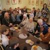 Православная молодежь поздравила ветеранов войны