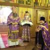 Клир и паства Петропавловской и Камчатской епархии поздравили своего правящего архипастыря с пятой годовщиной Архиерейской хиротонии