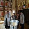 Крещение воспитанников дома-интерната пгт. Палана