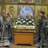 Архиепископ Артемий совершил богослужения великой субботы