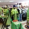 Архиерейский молебен в общине св. блж. Матроны Московской г. Елизово