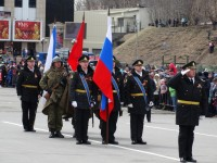 Камчатка отмечает 71-ю годовщину Великой Победы