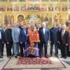 Архиепископ Петропавловский и Камчатский Артемий поздравил первых лиц города и края Камчатского полуострова со Светлым праздником Пасхи