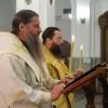 Архиепископ Петропавловский и Камчатский Артемий и епископ Анадырский и Чукотский Матфей совершили первый после пятидесятницы Параклисис