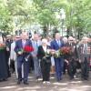 Архиепископ Артемий принял участие в митинге, посвященном 71-й годовщине начала Курильской десантной операции