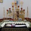 Служение архиепископа Артемия в день Успения Пресвятой Богородицы в Кафедральном соборе