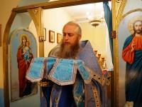 Престольный праздник в храме иконы Божией Матери «Всецарица»