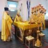 Литургия в гарнизонном храме