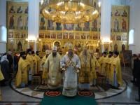 На Камчатке отметили 100-летие Петропавловской и Камчатской епархии