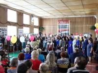 Школа № 10 отметила 70-летний юбилей