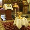 В дни Крещенских праздников архиепископ Артемий совершил праздничные богослужения в Кафедральном соборе Св. Живоначальной Троицы