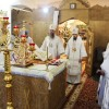 Архиерейское богослужение в Камчатском морском соборе в день Обрезания Господня