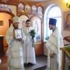 Престольный праздник в храме преподобного Серафима Саровского города Вилючинска