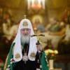 В восьмую годовщину интронизации архиепископ Артемий сослужил Святейшему Патриарху Кириллу в Храме Христа Спасителя за Божественной литургией