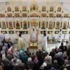 Великое освящение храма во имя Святой Троицы г. Елизово