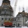 Строительство Камчатского морского собора продолжается