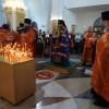 Радоница. Панихида в Кафедральном соборе