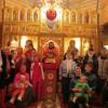 Пасхальные торжества на приходах епархии