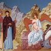 В честь праздника жен-мироносиц в Духовно-просветительском центре состоялась премьера спектакля «Переплывая реку»