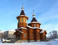 Губернатор Камчатского края В.И. Илюхин посетил храм в пгт. Палана