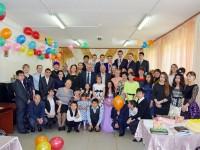 Выпускной в детском доме пос. Палана