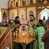 Престольный праздник в храме в честь прп. Сергия Радонежского в районе «Северо-восток»