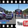 Репортаж об автопробеге, приуроченном к 10-тилетию образования Камчатского края