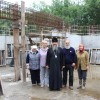 Архиепископ Артемий проинспектировал строящиеся в рамках «Программы-20» храмы г. Петропавловска-Камчатского.