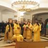 200-летие преставления Святого Праведного воина Феодора Ушакова в Камчатском Морском соборе