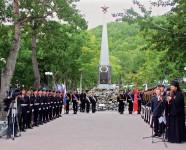 На Камчатке прошёл митинг, посвящённый 72-й годовщине начала Курильской десантной операции