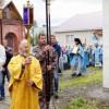 Праздник Успения Пресвятой Богородицы в храме Святой Живоначальной троицы г. Елизово
