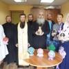 Престольный праздник храма во имя Всемилостивого Спаса при Центре Медицинской Реабилитации