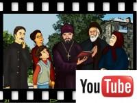 Мультфильм о возрождении православия на Камчатке