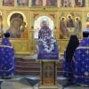 В день Воздвижения Креста Господня архиепископ Артемий совершил праздничные богослужения  в кафедральном соборе
