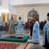 Воскресная литургия в кафедральном соборе